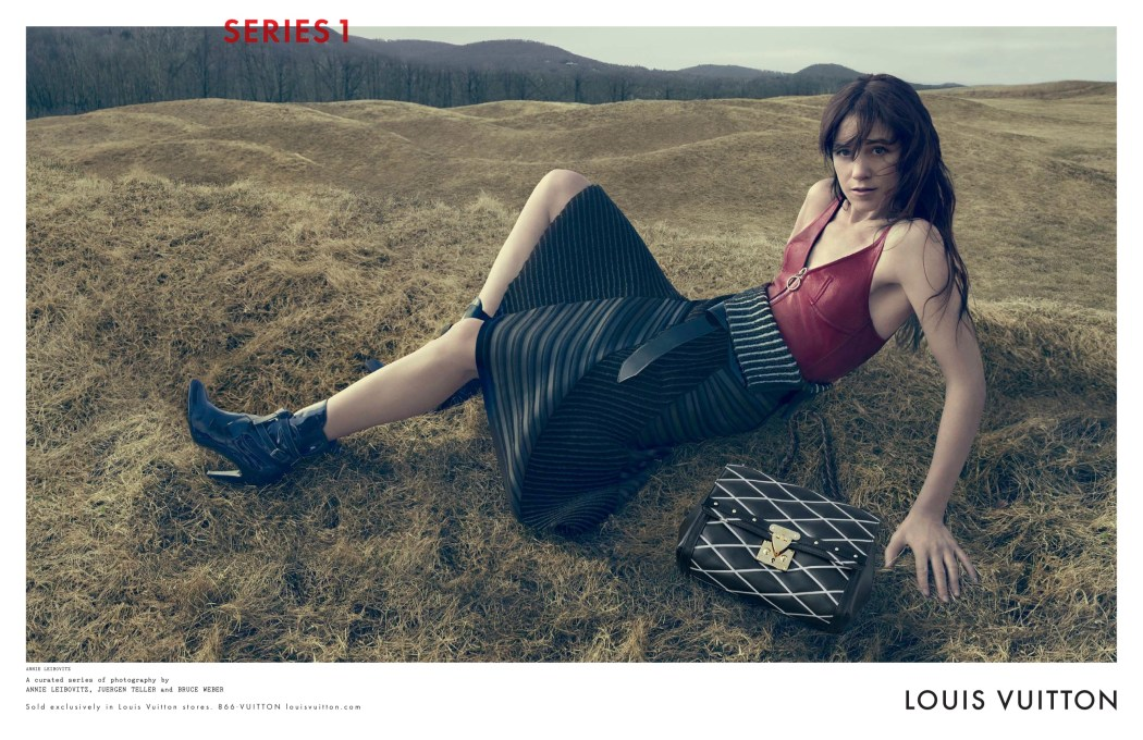 Louis Vuitton Fall Winter 2014 Ad Campaign 23