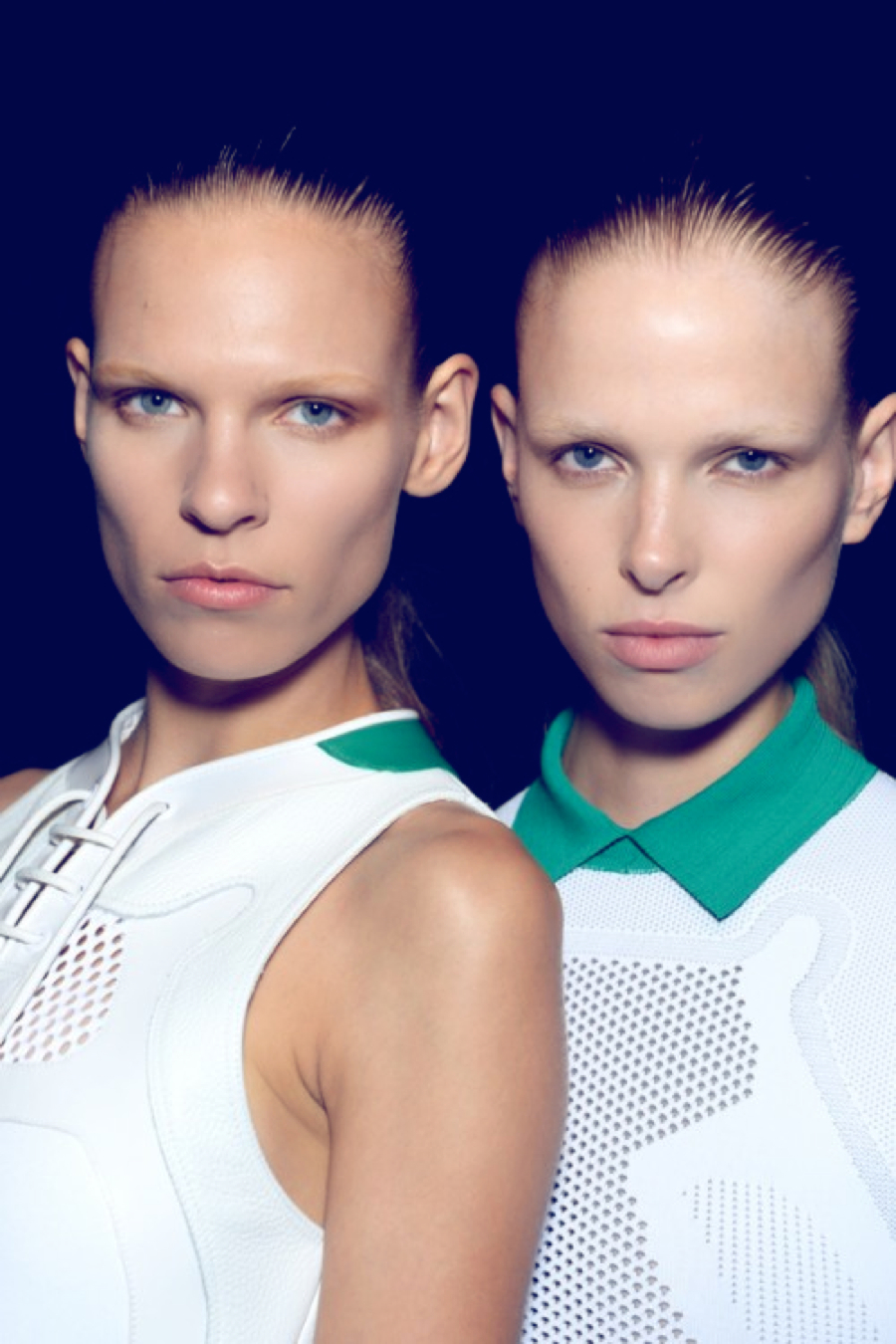 Backstage Beauty at the Alexander Wang Spring 2015 Show 2