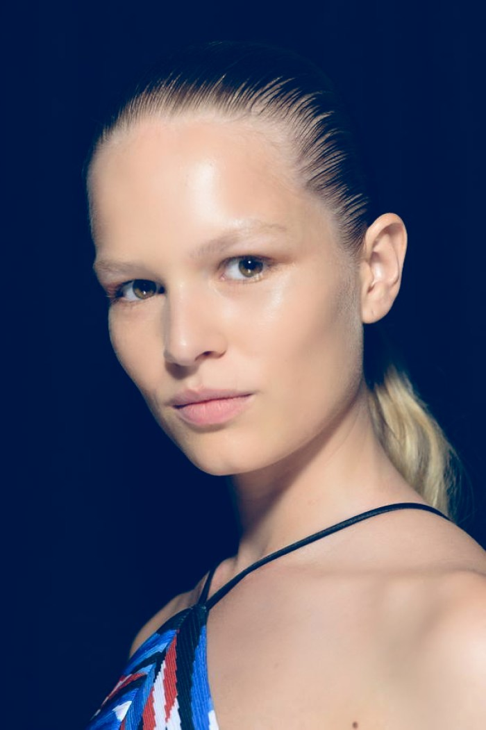 Backstage Beauty at the Alexander Wang Spring 2015 Show 3