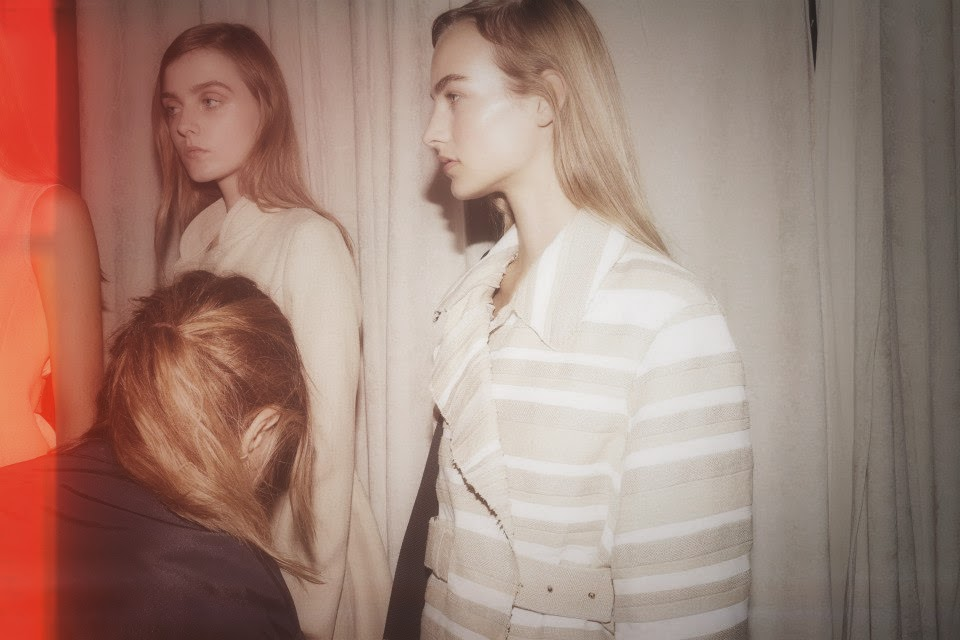 Backstage Beauty at the Victoria Beckham Spring 2015 Show 8