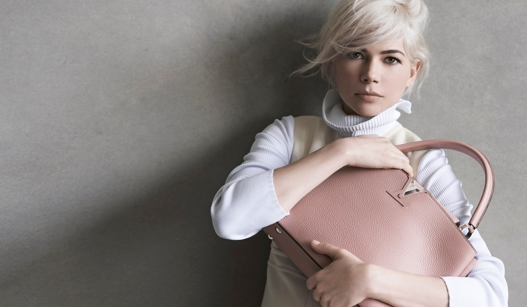 Michelle Williams for Louis Vuitton - The New Ad Campaign 1