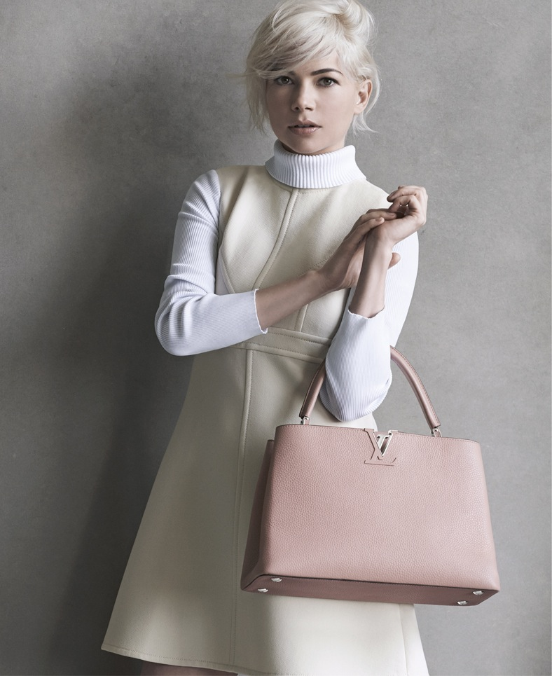 Michelle Williams for Louis Vuitton - The New Ad Campaign 4