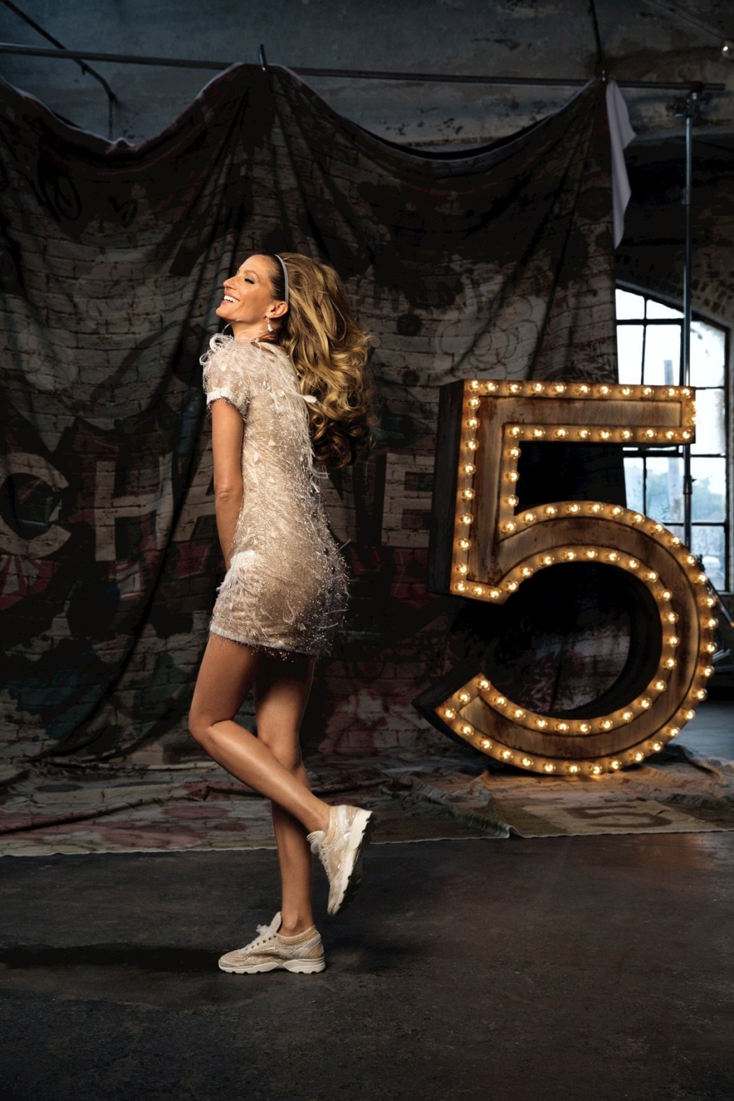 Chanel N 5 Film Featuring Gisele Bundchen 1