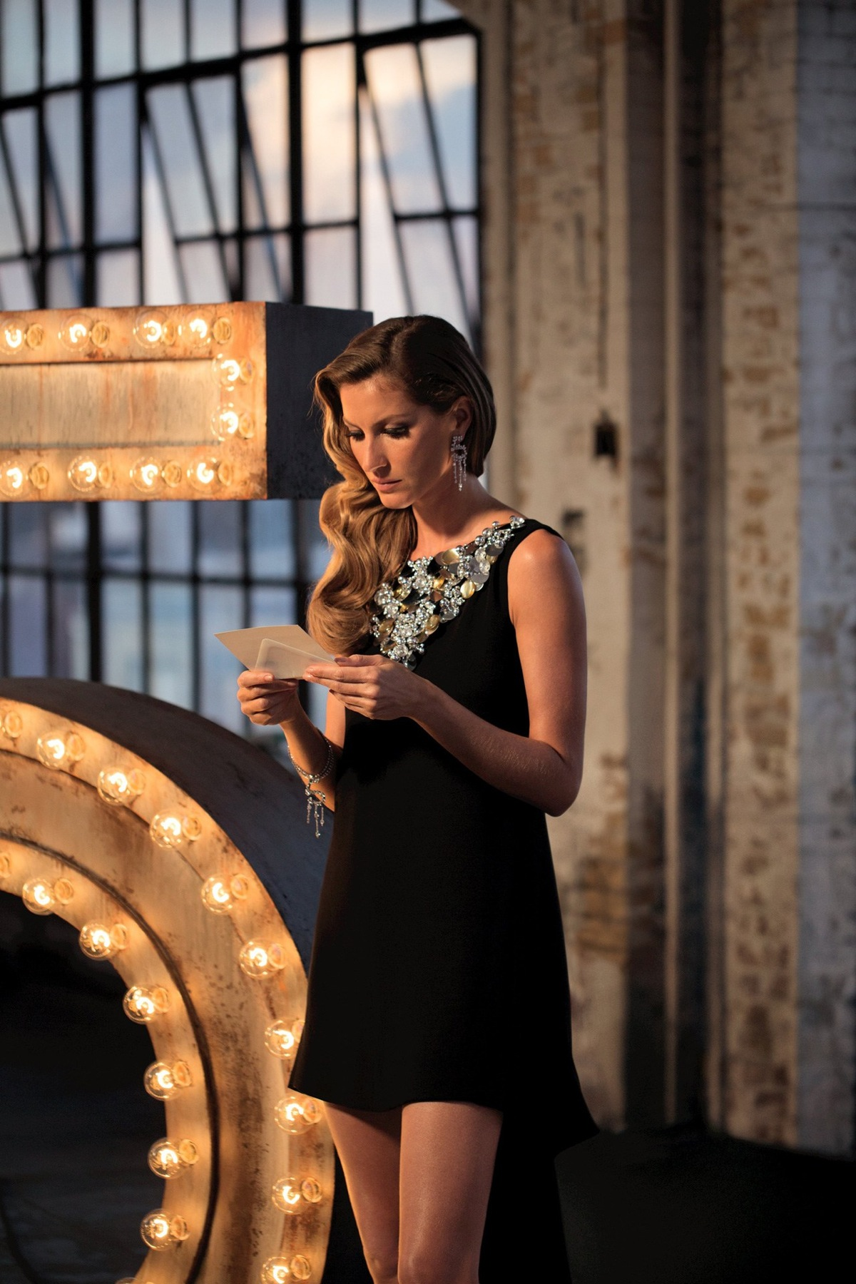 Chanel N 5 Film Featuring Gisele Bundchen 2