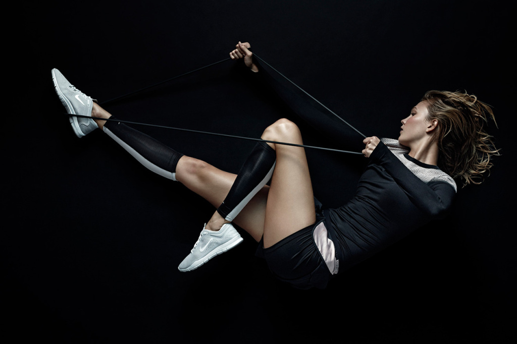 Nike x Pedro Lourenco Collection Featuring Karlie Kloss 5