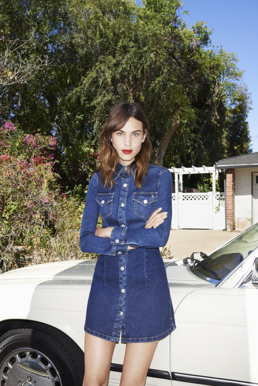 Alexa Chung for AG Jeans Collection 5