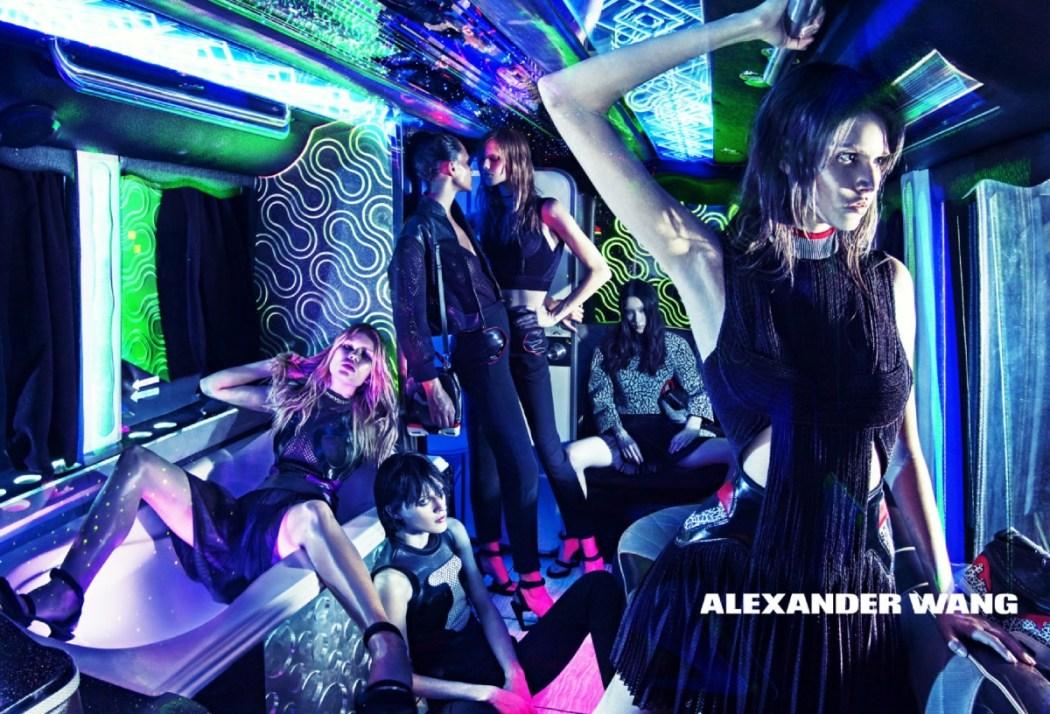Alexander Wang Spring 2015 Ad Campaign 3