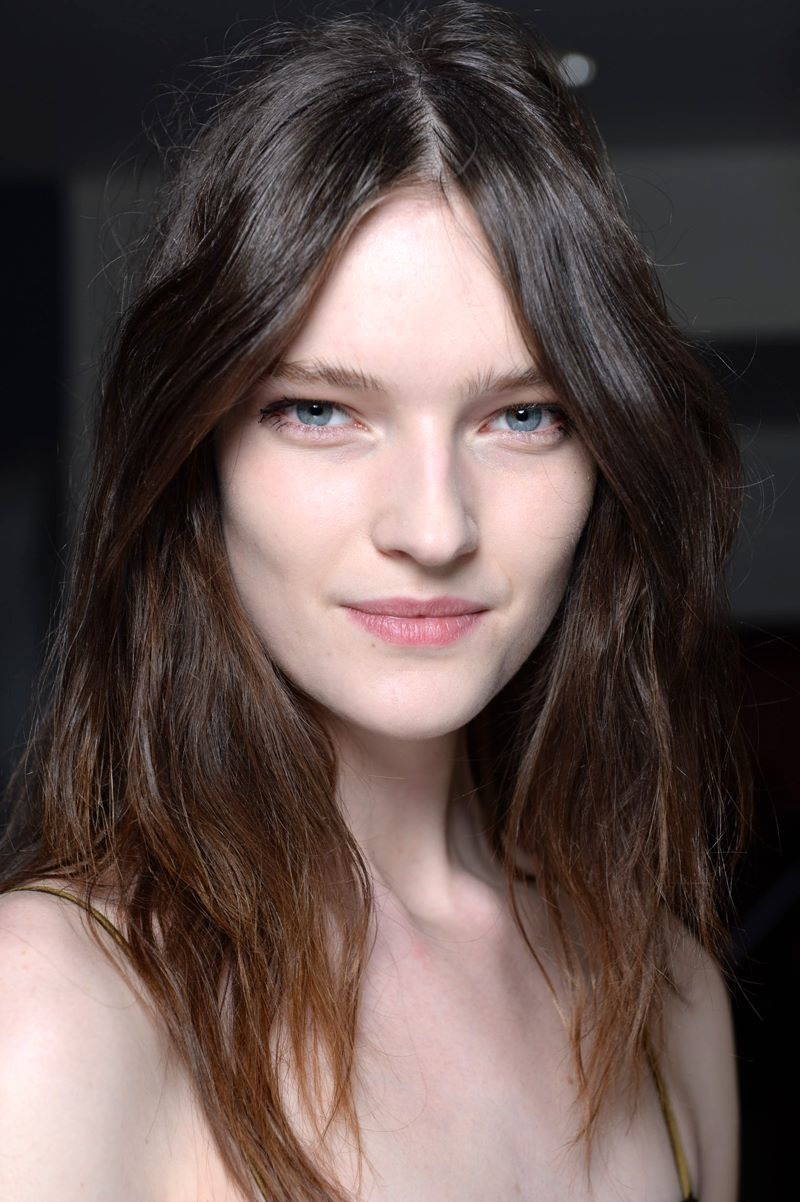 Backstage Beauty at the Creatures of the Wind Fall 2015 Show 5