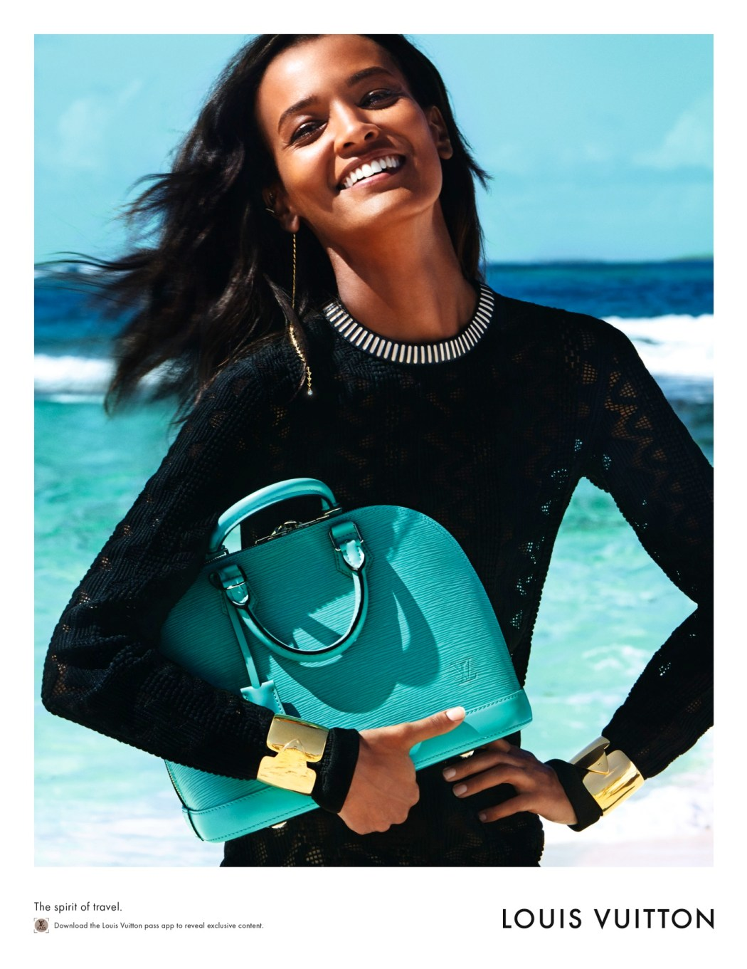 Louis Vuitton Spirit of Travel Ad Campaign by Patrick Demarchelier 1