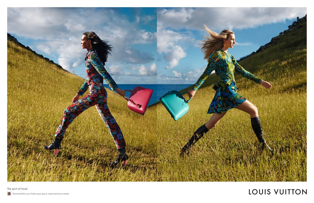 Louis Vuitton Spirit of Travel Ad Campaign by Patrick Demarchelier 2