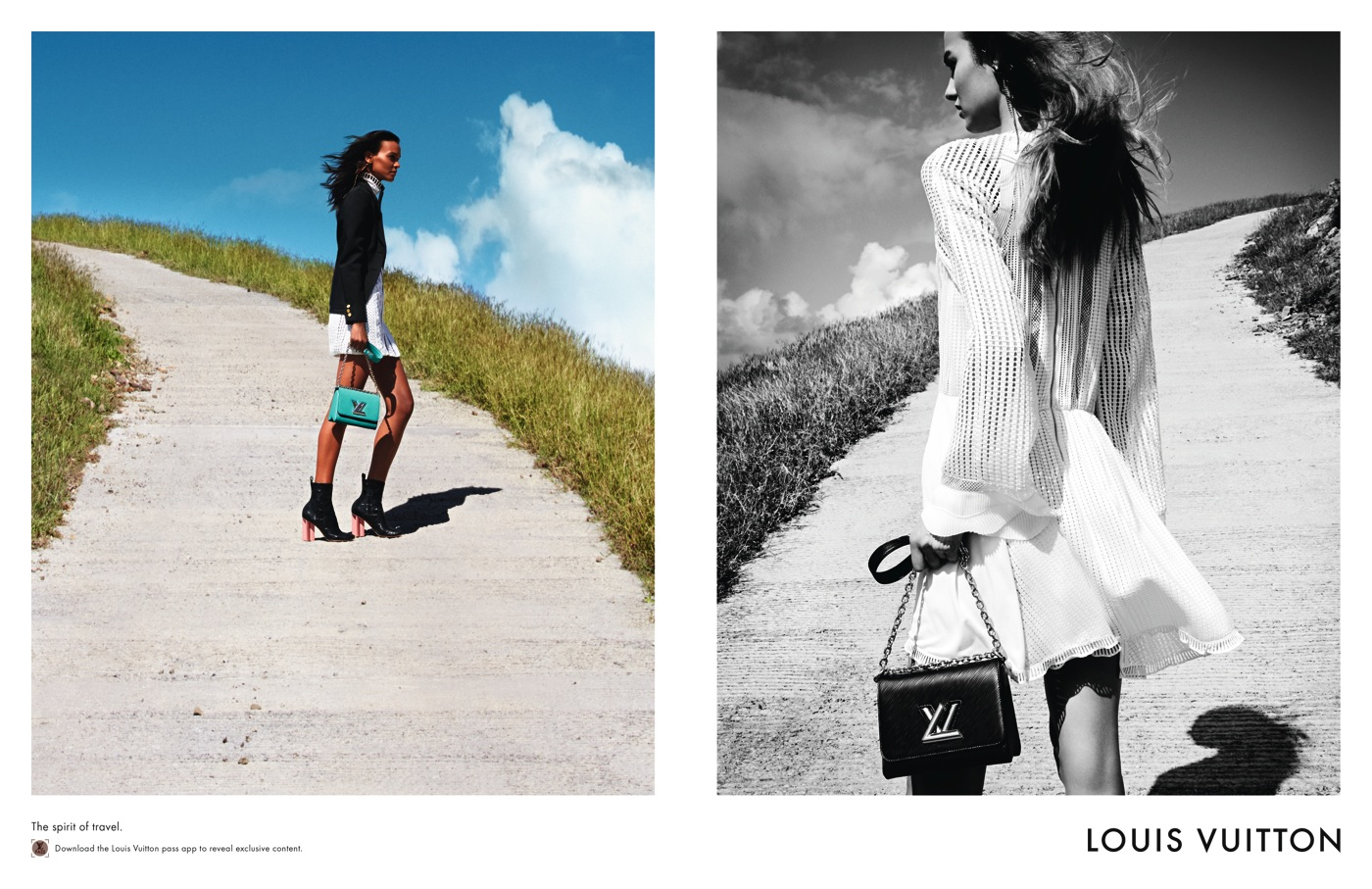 Louis Vuitton Spirit of Travel Ad Campaign by Patrick Demarchelier 3