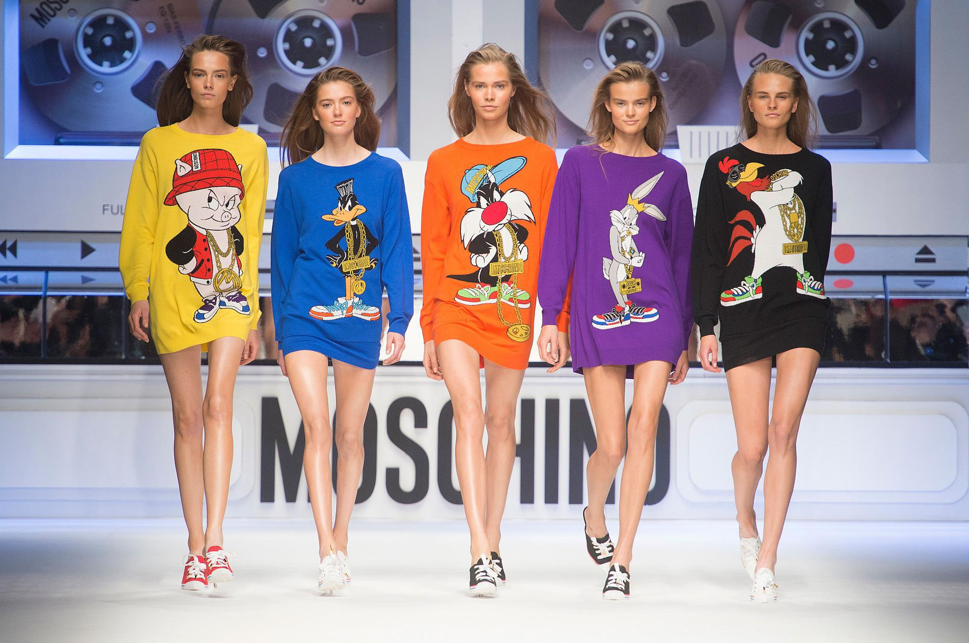 Moschino Fall Winter 2015 Ready to Bear Collection