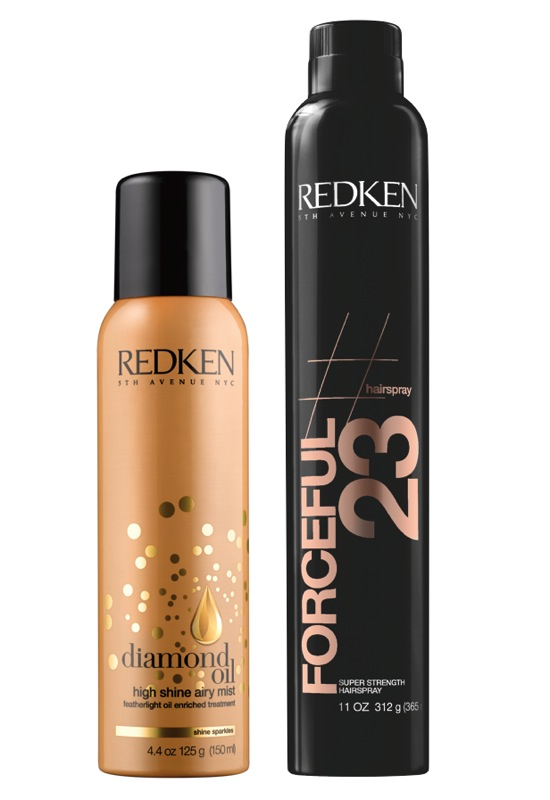 Redken Products used Backstage at the <b data-recalc-dims=