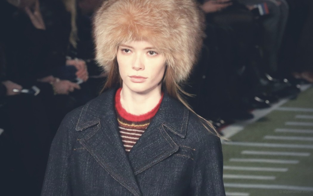 Tommy Hilfiger Fall Winter 2015 Collection 13