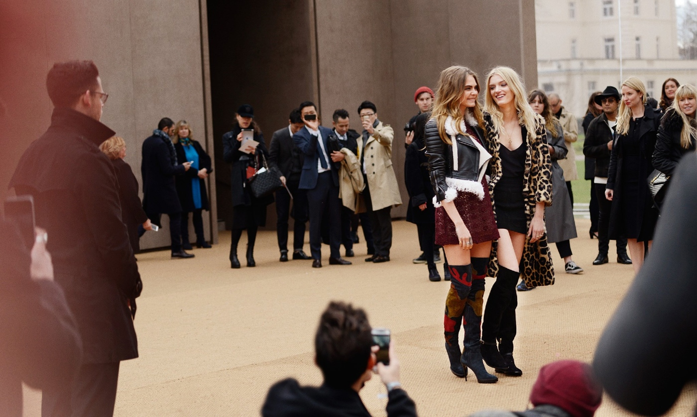 Burberry Prorsum Fall Winter 2015 Collection 7