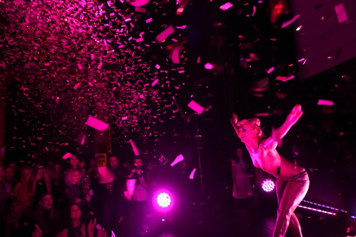 Dom Perignon Rose Vintage 2004 Cabaret Party 7