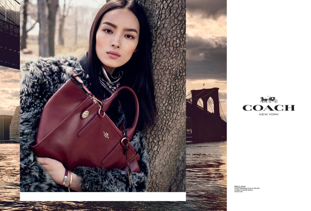Coach Fall Winter 2015 Ad Campaign 2