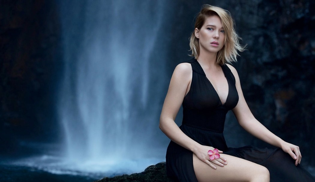 Louis Vuitton Perfume Ad Campaign Featuring Lea Seydoux by Patrick Demarchelier 2