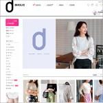 DHOLIC(ディーホリック)の口コミと評判。韓国の大人可愛いレディースカジュアルファッション
