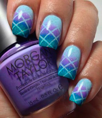 Easy Striping Tape Nail Art Design Idea This 100 Beautiful And Best Designs For Ners At Home