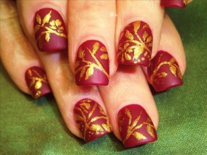 Bridal Nail Art Designs Brides And Grooms