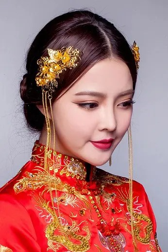 Chinese Hairstyles 10