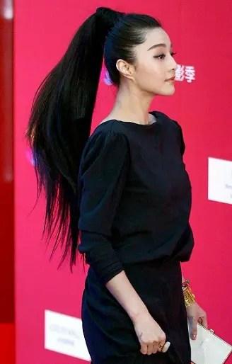 Chinese Hairstyles 14