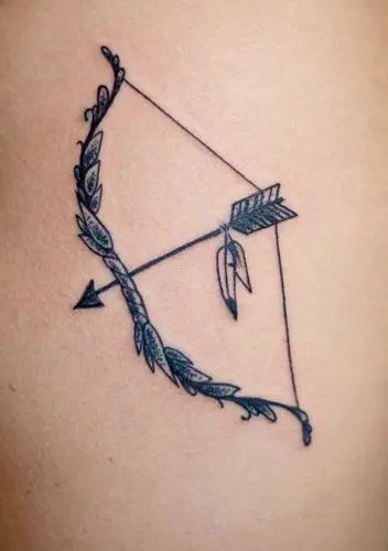 Sagittarius Tattoo Design