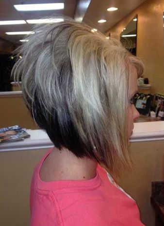 9 Best Inverted Bob Hairstyles Styles At Life