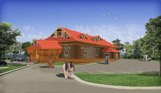 Guruvayurappan Temple of Brampton