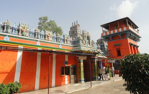 Temples in Hyderabad6