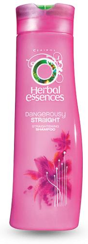 Herbal Essences Dangerously Straight Shampoo