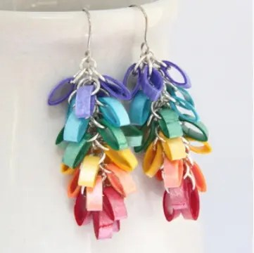 paper-quilling-earring-designs-grape-quilling-earrings