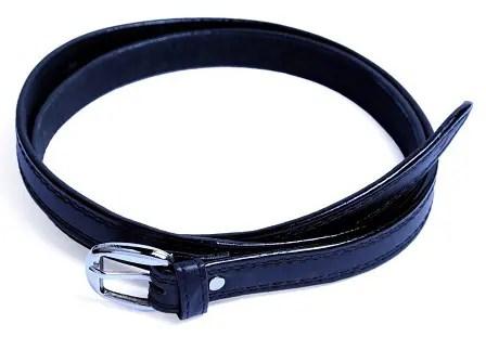 Contra Belt D Buckle Black Belts