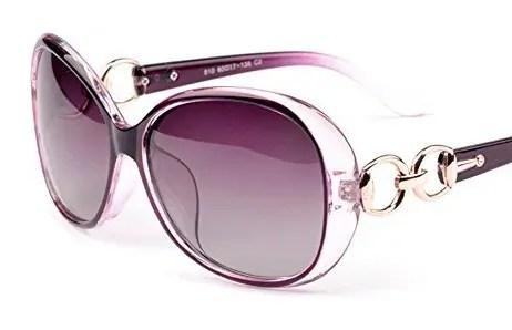 Classy Polarized Oversized Women's Sunglasses