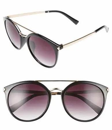 Oversized Round Shape Sunglasses for Women