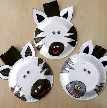 9 Easy Zebra Craft Ideas For Kids And Preschoolers