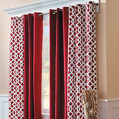 9 Latest And Elegant Printed Curtain Designs Styles At Life