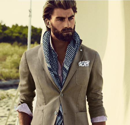 thadi styles for Men