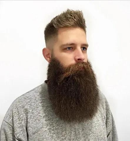 Gents Beard Style