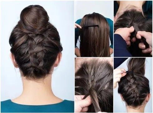 college going girl hairstyles