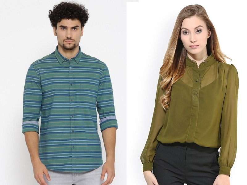Top 25 Different Types Of Green Shirts For Men And Women