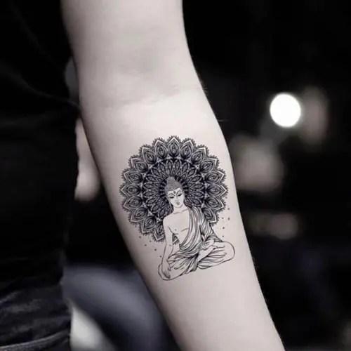 Best Buddha Tattoo Designs 3