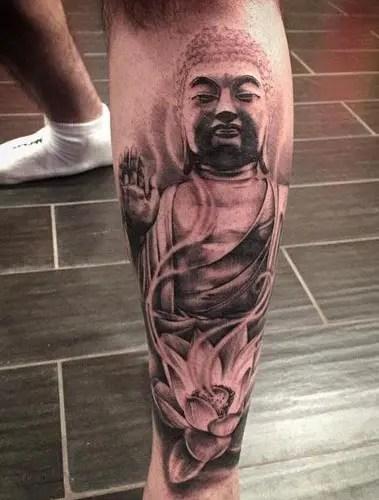 Best Buddha Tattoo Designs 9
