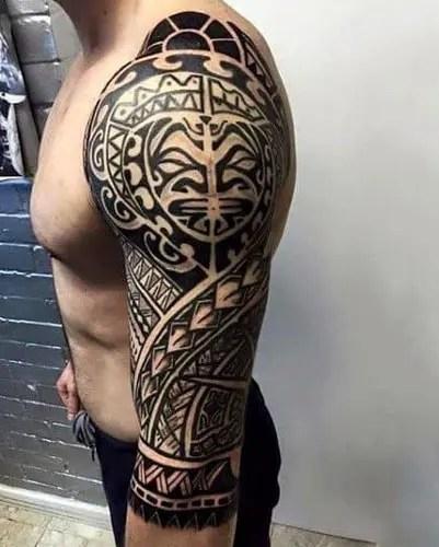 Best Maori Tattoo Designs 4