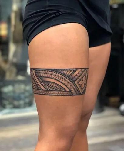 Best Maori Tattoo Designs 5