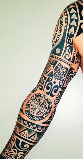 Best Maori Tattoo Designs 6