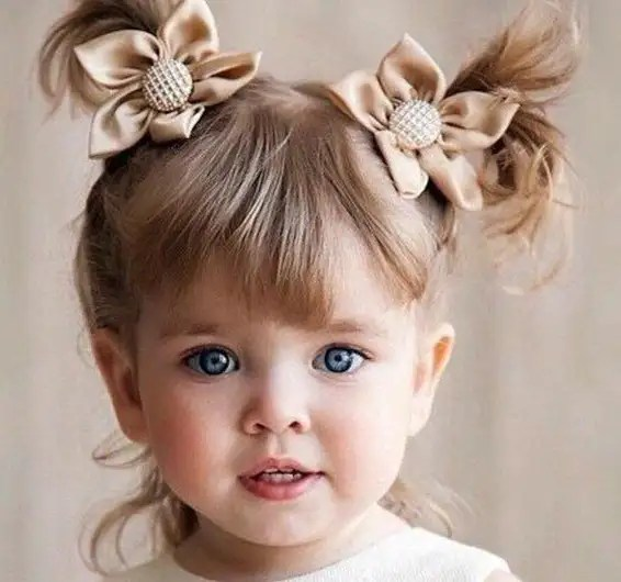 birthday hairstyles for little girl