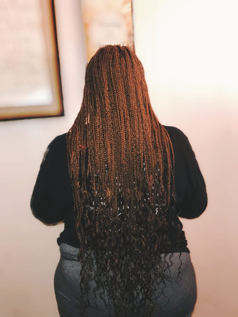 Natural Hair Stylist Maintaining Your Natural Hair In