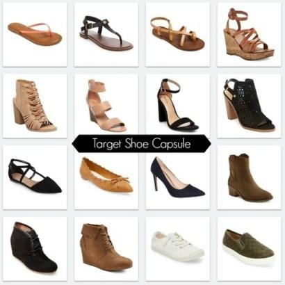 Target Shoe Capsule